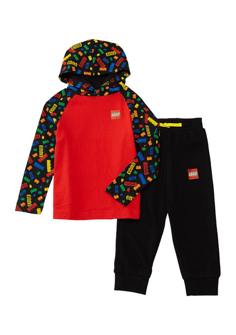 Lego® Toddler Boys 2-Piece Hoodie Set