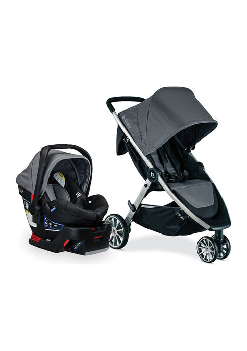 Britax Baby B-Lively Travel System with B-Safe 35