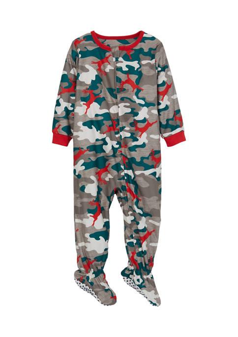 Baby Camo Family One Piece Pajama