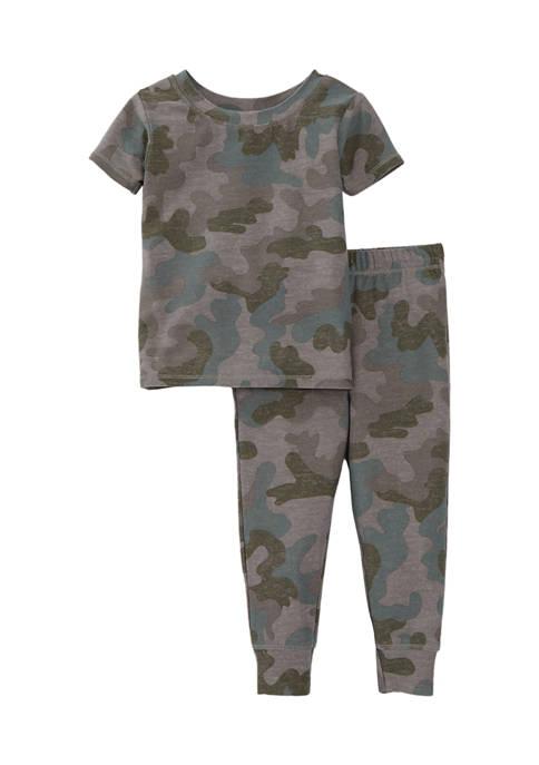 ROUDELAIN Mommy And Me Infant Pajama Set