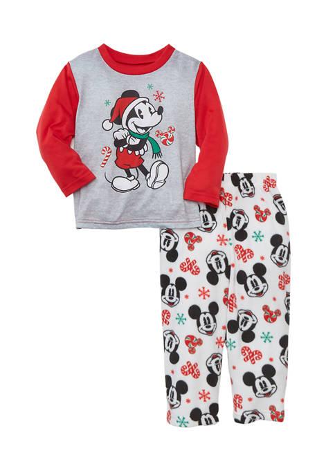 Disney® Mickey Toddler Mickey 2-Piece Pajama Set