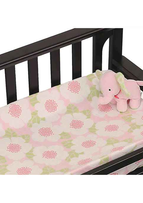 Baby Girls Garden District Changing Pad Cover