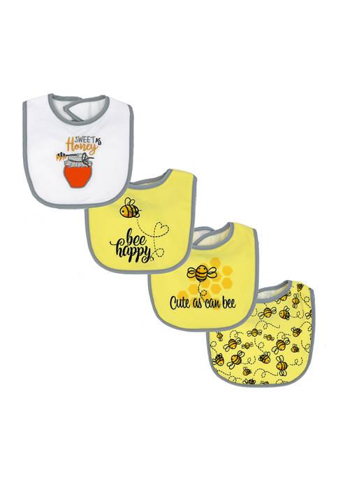 Grandmas2Share Baby Boys and Girls 4 Pack Interlock