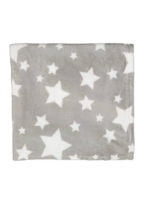 Baby Mode Baby Plush Star Blanket