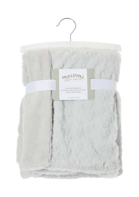 Tendertyme Baby Luxury Plush Rabbit Fleece Blanket