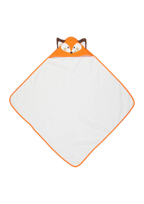 Baby Fox Hooded Bath Towel