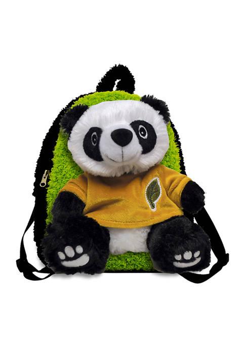 Pecoware Toddler Boys Buddy Rugged Panda Bear Backpack