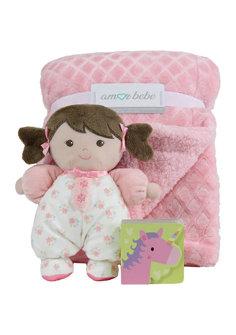 3 Stories Trading Baby Girls Bedtime Dreams Gift