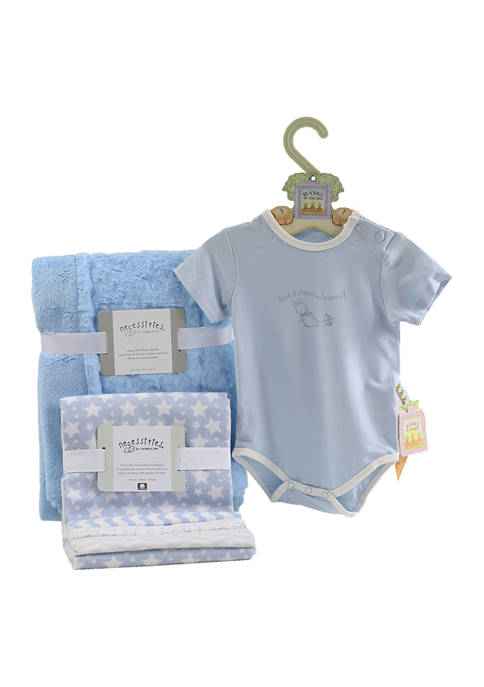 3 Stories Trading Baby Boys Welcome 6 Piece
