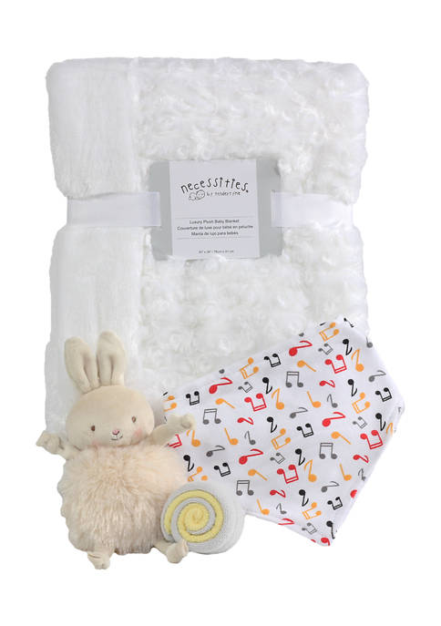 3 Stories Trading Baby White 5 Piece Roly