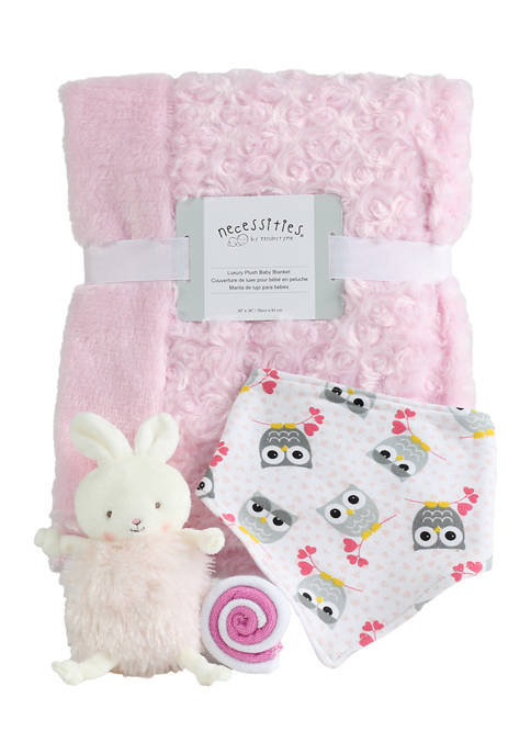 3 Stories Trading Baby Girls Pink 5 Piece