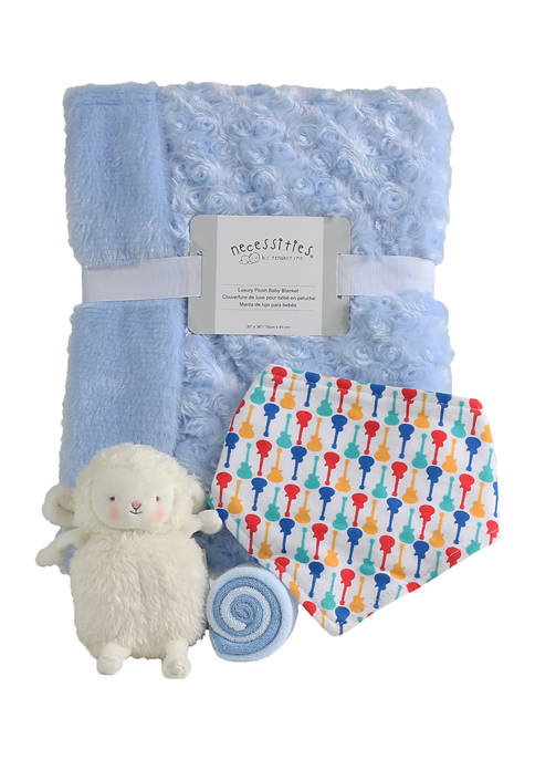 3 Stories Trading Baby Boys Blue 5 Piece