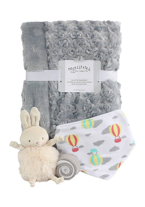 3 Stories Trading Baby Gray 5 Piece Roly