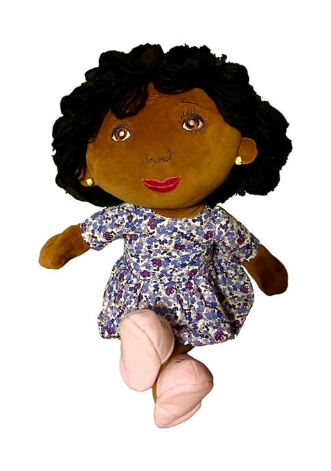 Grandmas2Share Toddler Girls Grandma-Ma Talking Doll
