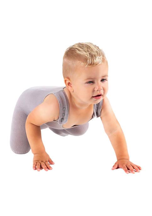 Baby Gray Full Body Tights