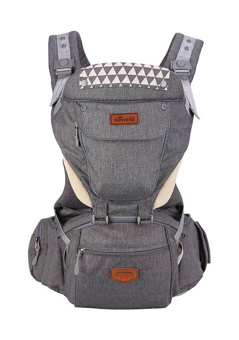 Sunveno Baby Gray 3 in 1 Ergonomic Carrier