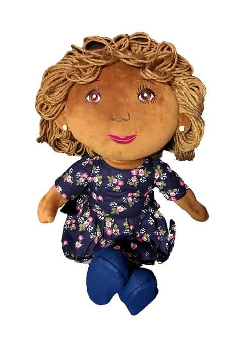 Grandmas2Share Toddler Girls MaMita Talking Doll