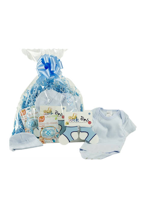Baby Boys Layette Gift Assortment
