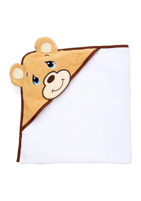 Baby Bear Hooded Bath Towel
