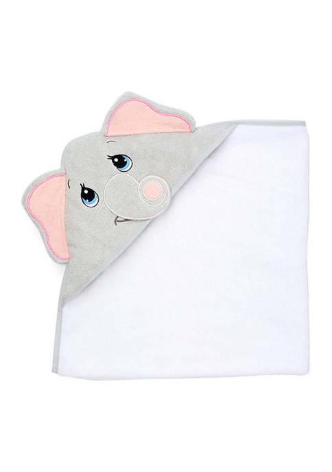 Bath Elephant Hooded Bath Towel
