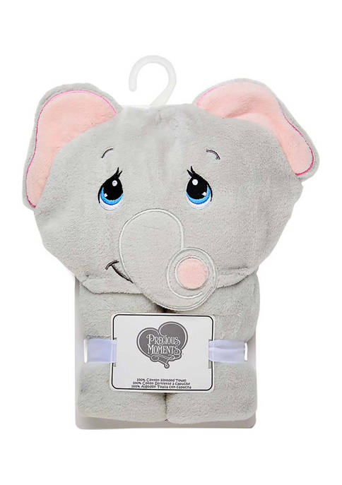 Baby Elephant Hooded Blanket