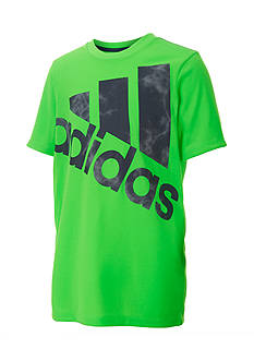 adidas® Smoke Screen Logo Tee Toddler Boys