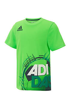 adidas® Dynamic Wrap Tee Toddler Boys