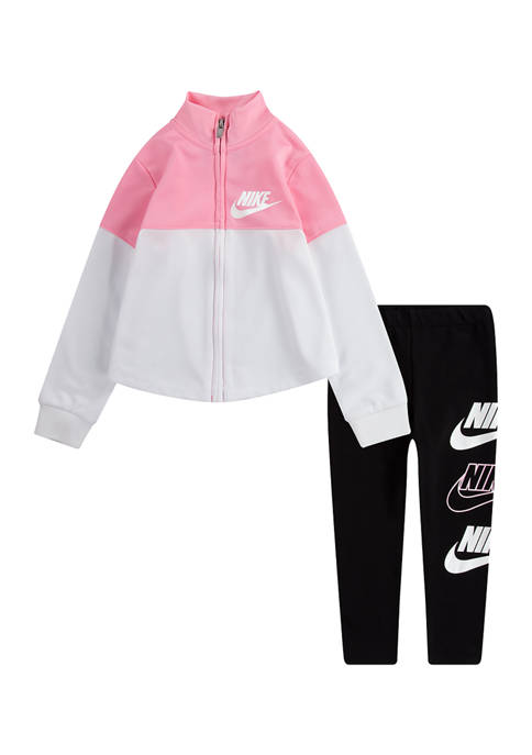 Nike® Toddler Girls Zip Up Set