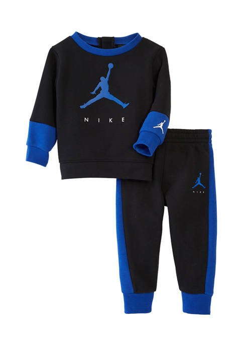 Baby Boys Jordan Classic Fleece Set