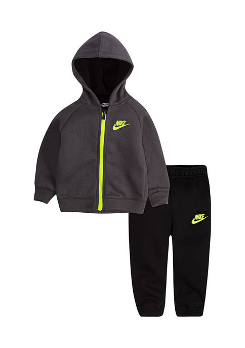 Nike® Baby Boys Future Fleece Jacket and Jogger