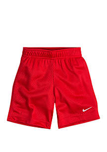 Nike® Toddler Boys Mesh Knit Shorts
