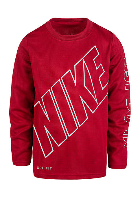 Nike® Toddler Boys Block On My Level Dri-Fit