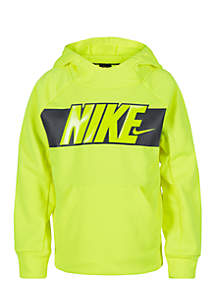 Nike® Toddler Boys Dri-Fit Burpee French Terry Pullover Hoodie