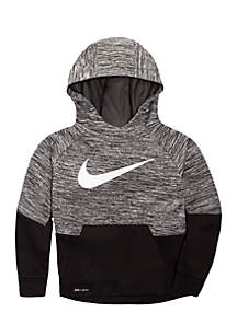 Toddler Boys Therma-FIT Swoosh Pullover Hoodie