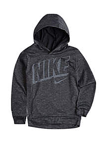 ... Nike® Toddler Boys Long Sleeve Hooded Pullover 202c0d4aa7