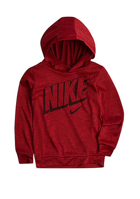 Nike® Toddler Boys Long Sleeve Hooded Pullover