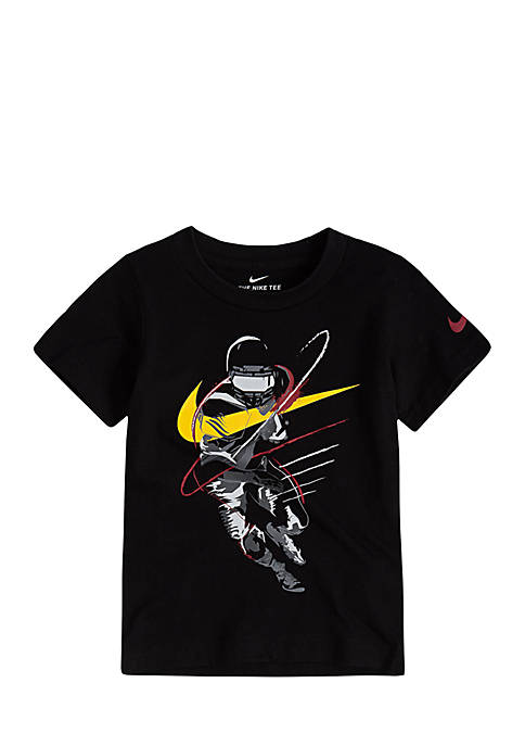 Nike® Toddler Boys Football Player GFX Tee