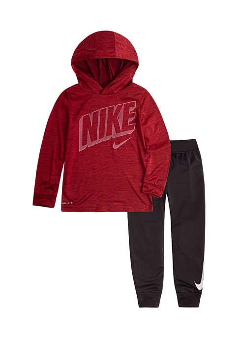 Nike® Toddler Boys 2 Piece Hood Pullover and