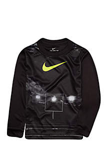 Nike® Toddler Boys Friday Night Lights Dri-Fit Long Sleeve Tee