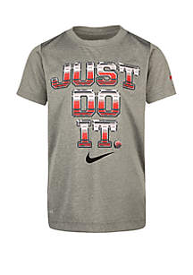 Nike® Toddler Boys 8 Bit JDI Dri-FIT Short Sleeve Tee