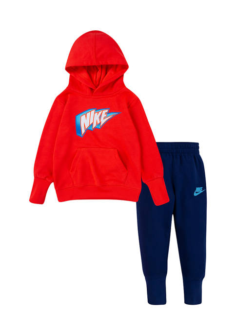 Toddler Boys Hoodie and Jogger Set