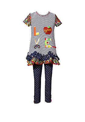 bd7dc0ba35d Bonnie Jean Toddler Girls Love School Set ...