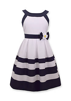 Bonnie Jean Nautical Dress Girls 7-16 Plus