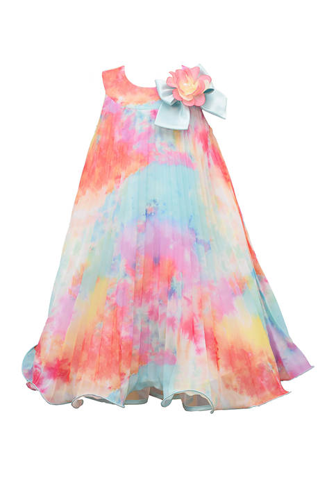 Bonnie Jean Girls 4-6x Tie Dye Dress