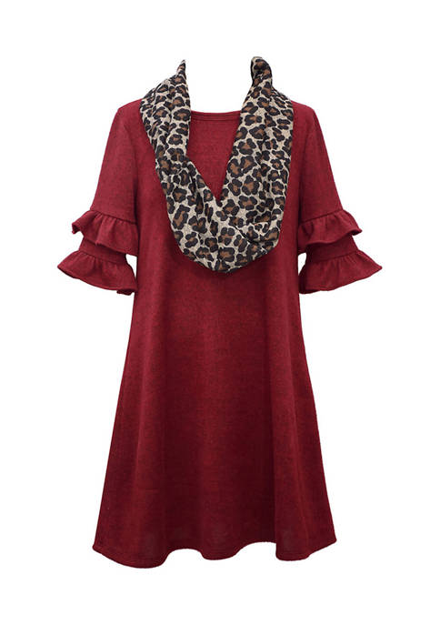 Bonnie Jean Girls 7-16 Baby Doll Dress