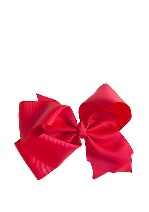 Crown & Ivy™ Toddler Girls Jumbo Bow on