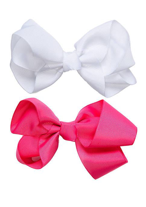 Girls Medium Bows
