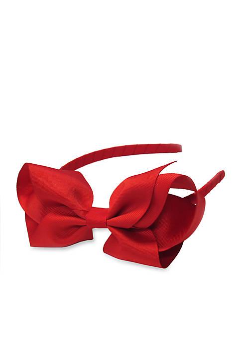 Riviera Grosgrain Bow Headband