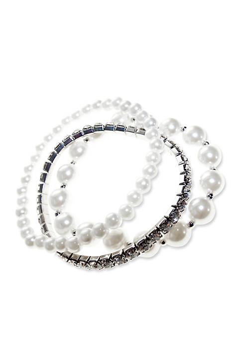 Riviera 3-Piece Elegant Bracelet Set
