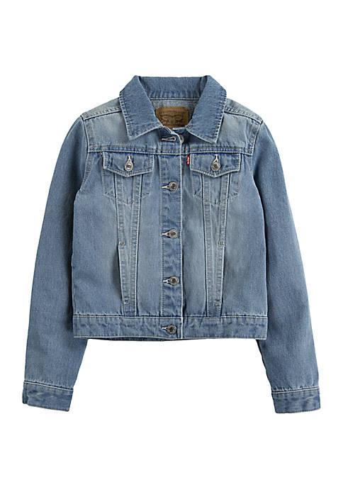Levi's® Girls 4-6x Trucker Jacket